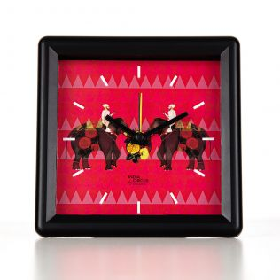 Imperial Trail Table Clock