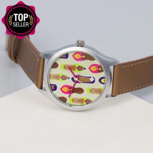 Technicolor Jootis Unisex Wrist Watch