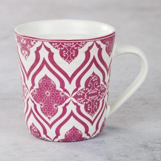 The Morning Glory Mug