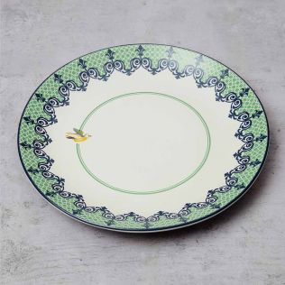 Flight of Birds Dinner Plate