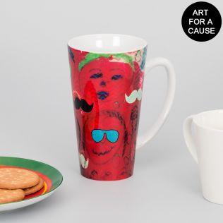 Potrait of Desire Gateway Conical Mug