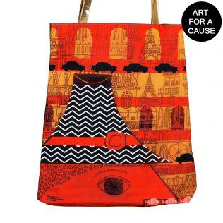 Raging Rouge Gateway Jhola Bag
