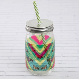 Astute Pleasures Mason Glass Jar