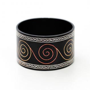 Waves of Extravagance Bangle