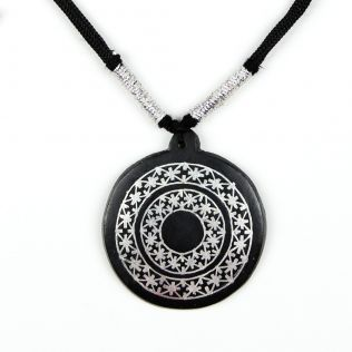 Bubble of Ancient Persia Necklace