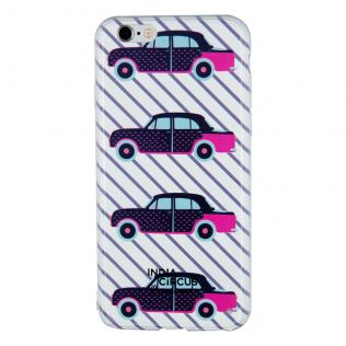 Blueberry Nights iPhone 6/6s Soft Cover
