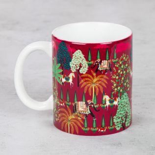 Royal High Garden Mug
