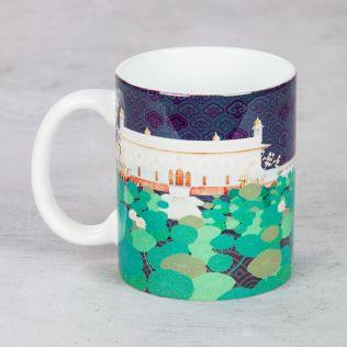 Lotus Leaf Reservoir Mug