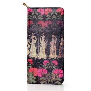 Cosmic Courtesan Travel Wallet