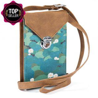 Lotus Leaf Reservoir Small Sling Bag
