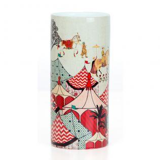 Medieval Times Vase