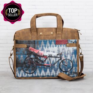Tana Tuk Tuk Briefcase Bag