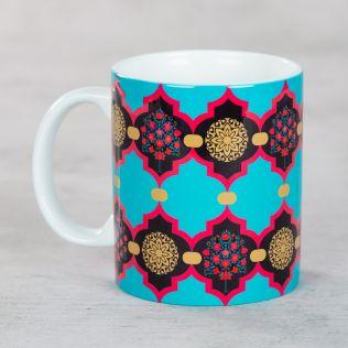 Latticed Synergy Mug