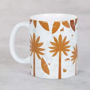 Brooding Woodlot Mug