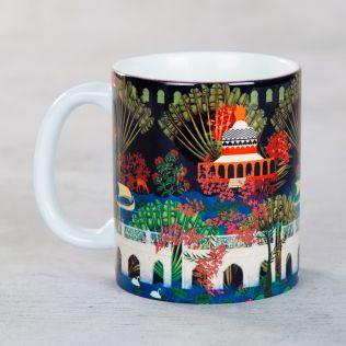 Banks of Silvassa Mug