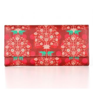Siamese Boscage Ladies Wallet