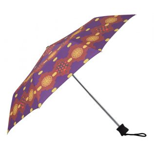 Colourful 3 Fold Umbrella