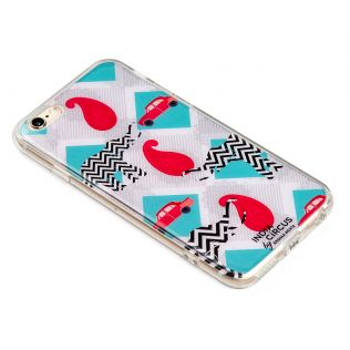 Bombay Paisley iPhone 6/6s Soft Cover