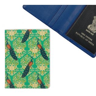 Muster of Eloquence Passport Cover
