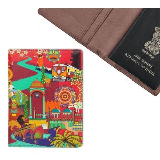 Bedlam Dramatics Passport Cover