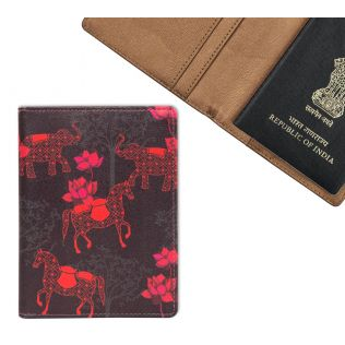 Hackney Inversion Passport Cover