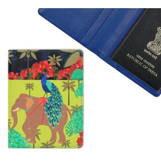 Indian Authenticity Passport Cover