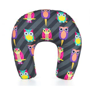 Placid Parliament Neck Pillow