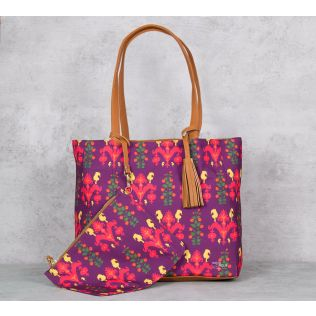 Sunshine Florist Reversible Bag