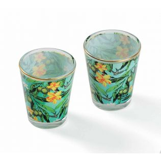 Hummingbird Hemmingway Shot Glass