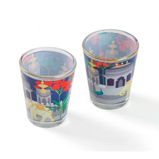 The Vantage Point Shot Glass