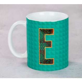 Rugged Earthern Coffee Mug