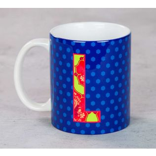 Dotted Lascivious Ceramic Mug