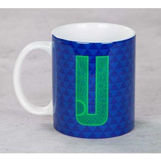 Contoured Upbeat Coffee Mug