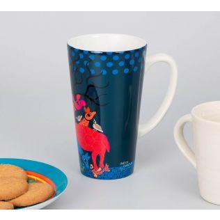 Artistic Intimacy Conical Mug