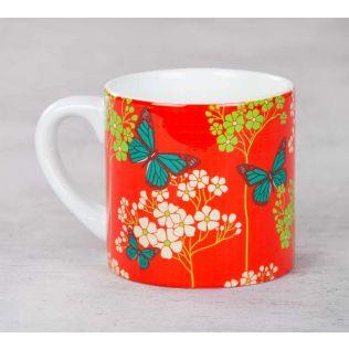 Butterfly Effect Espresso Mug