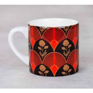 Fans of Blossom Espresso Mug