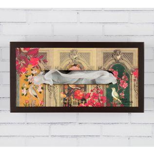 Departed Memoirs MDF Tissue Box Holder