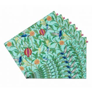 Flights of Vivers Table Mats