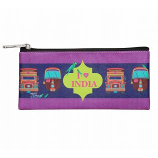Nested Nationalist Small Utility Pouch