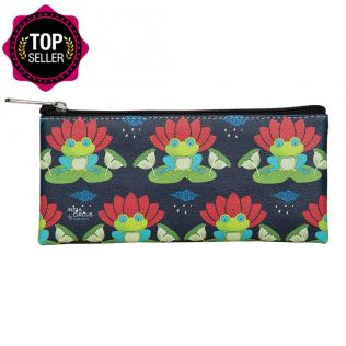 Lotus Toad Small Utility Pouch