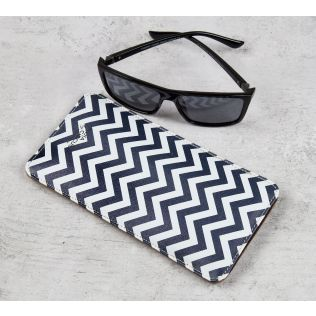 Chevron Melavo Spectacle Case