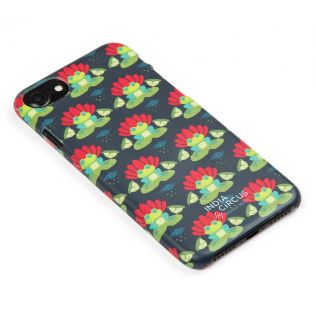 Lotus Toad iPhone 7 Cover