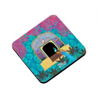 Phasianidae Monastery Fridge Magnet