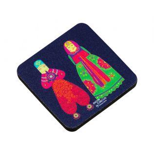 Kitsch Nandi Fridge Magnet