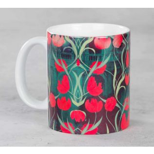 Waves of Blossom Mug
