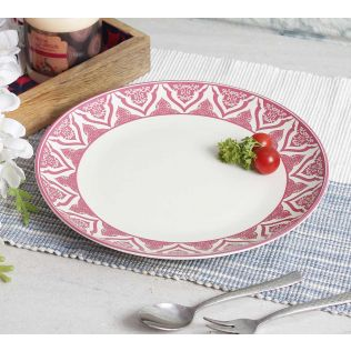 The Morning Glory Dinner Plate