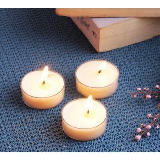 India Circus Vanilla Bean Tea Light candles (Set of 24)