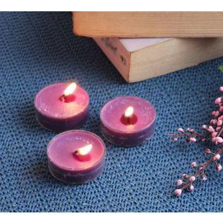 India Circus Lavender Tea Light candles (Set of 24)