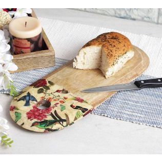 India Circus Bird Land Cheese/Chopping Board