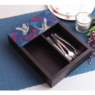 India Circus Aerial Moments Cutlery Tray